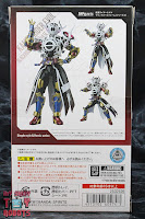 S.H. Figuarts Kamen Rider Evol Black Hole Form (Phase 4) Box 03