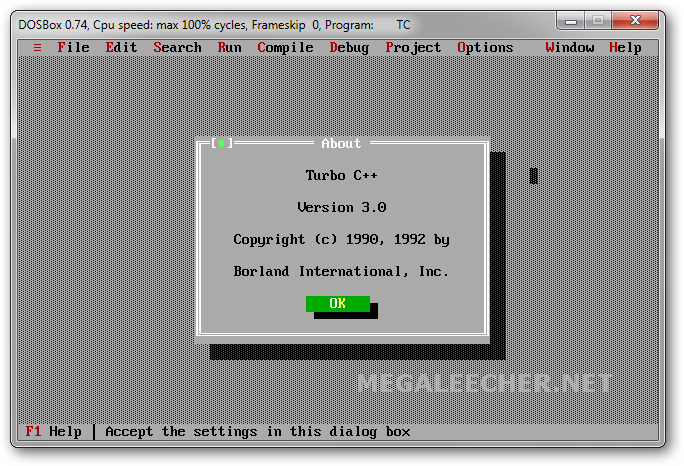 Adil Mahmood: Turbo C++ 4 5 Version Free Full Download