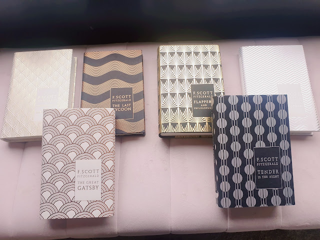 Penguin Classics F.Scott Fitzgerald Collectors Editions