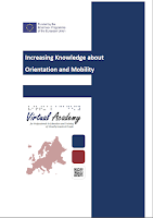 link to Course Manual - Increasing Knowledge about Orientation and Mobility