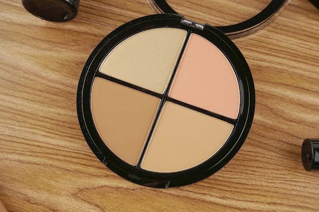 GOSH Cosmetics core products review contour n strobe kit medium