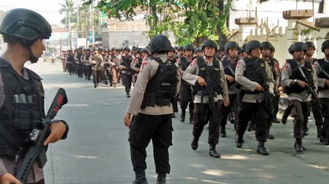 Udapte Kerusuhan Di Mako Brimob! Masih Ada Polis yang Disandera