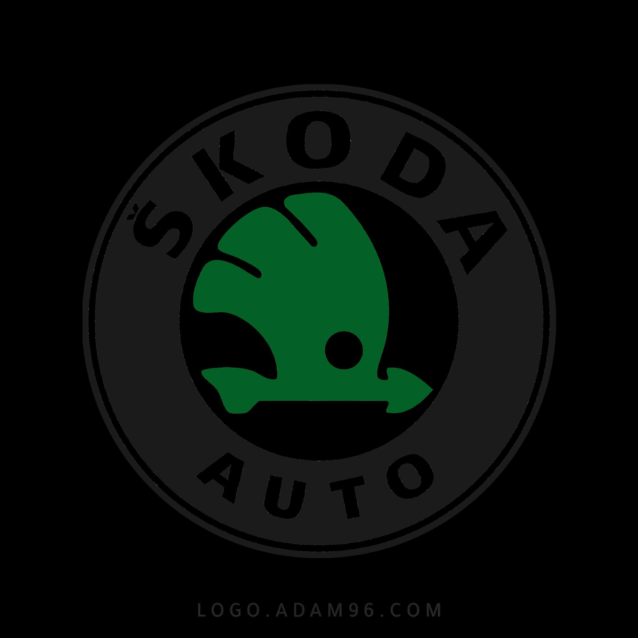 تحميل شعار شركة سكودا لوجو شركة تصنيع السيارات سكودا Logo Skoda PNG