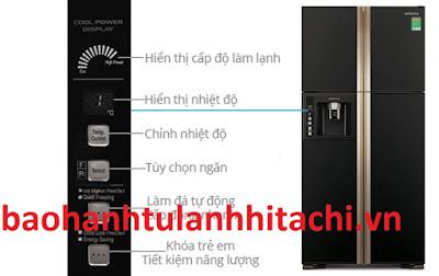 Bảo Hành Tủ Lạnh Hitachi Tại 27 Cát Linh - Hà Nội