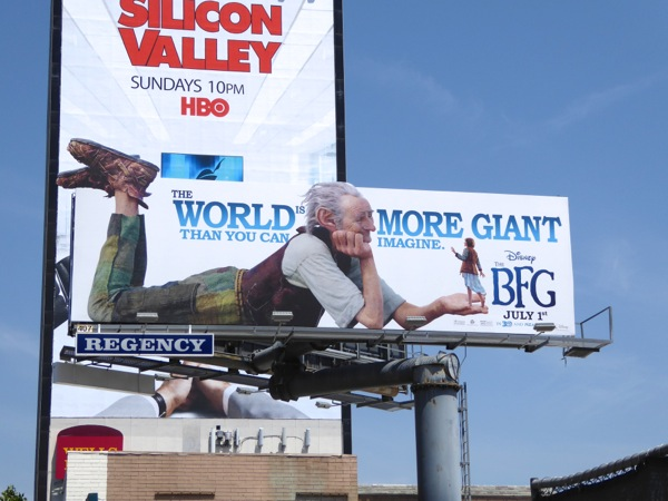 BFG cut-out special extension billboard