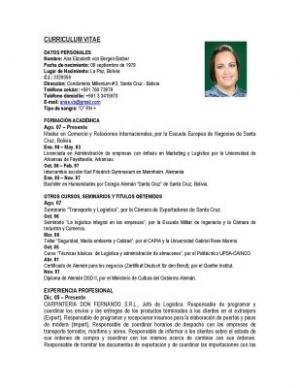 Como Hacer Un Curriculum Vitae Como Hacer Un Curriculum Vitae Honduras