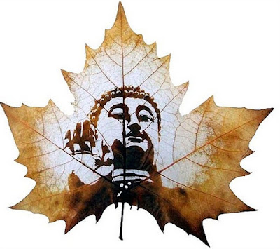 Leaf Carvings