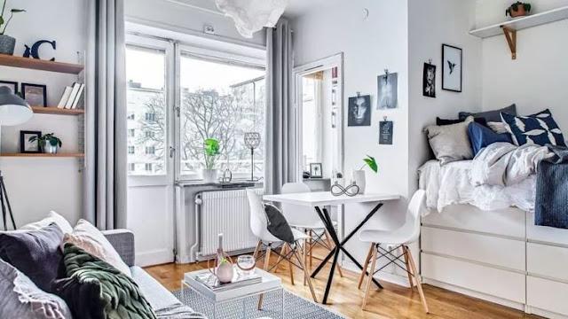 5 Tips Menata Ruangan untuk Apartemen Berukuran Kecil