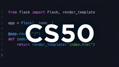CS50's Web Programming with Python and JavaScript - Free Online Course