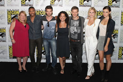 Comic Con San Diego 2013 The Originals