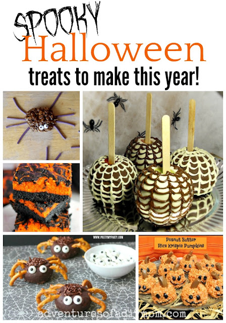 spooky halloween treats for kids