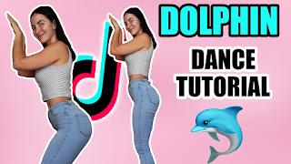 How To Do The Dolphin Dance On TikTok? Dolphin Dance TikTok Videos