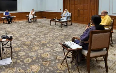 PM Modi chairs first Cabinet Meeting of second year in office: Highlights with Details