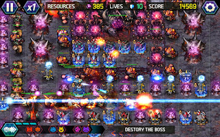 Game Infinite Tower Defense Apk Gratis