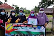 Pelajar SMAN 3 Tebo Bersama Salimah Galang Dana Untuk Palestina