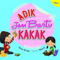 [REVIEW] Buku #Projek100buku buku bergambar kanak-kanak berkualiti dan murah, buku murah, kanak-kanak