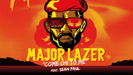 Major Lazer - Come On to Me feat Paul McCartney