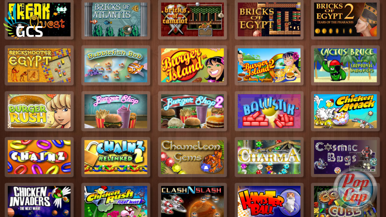 collection full download popcap games