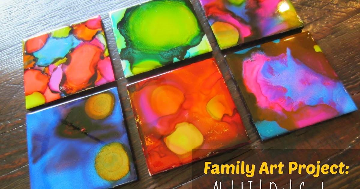 Relentlessly Fun Deceptively Educational Family Art