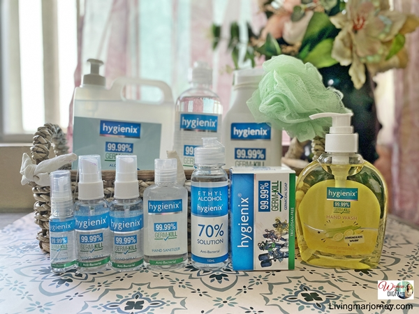 Hygienix Products
