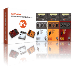 Kuassa Efektor Distortion Bundle v1.0.6 Full version