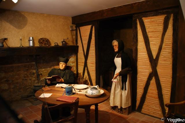 Il Museo di Berenger Saunière a Rennes le Chateau