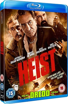 Heist (2015) Hindi Dual Audio 720p UNCUT BluRay 700MB ESub