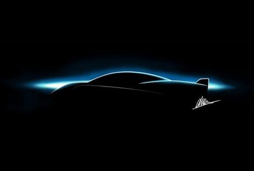The S9 ... a Silk EV and FAW super electric car