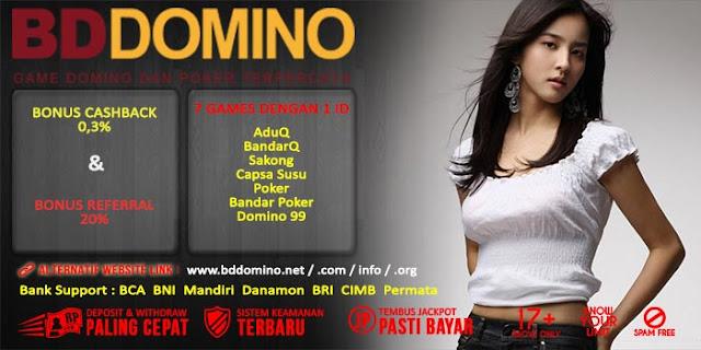Tips Menang Judi Domino Online BdDomino
