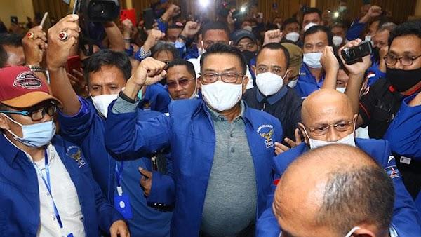 Moeldoko Maju di Pilpres 2024 Pakai Kendaraan Demokrat, Johny Allen Kok Malah Jawab Gini ya..