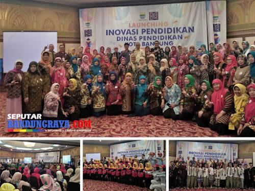 Launching Inovasi Pendidikan Kota Bandung