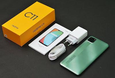 Realme C11 Resmi di Indonesia, Harga Rp 1 Jutaan dengan Baterai 5.000 mAh