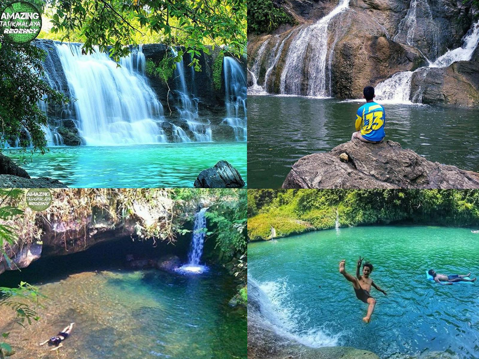 Air Terjun, Potensi Wisata Alam Unggulan di Tasikmalaya ...