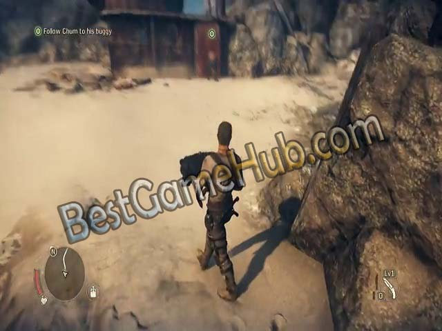 Mad Max Road Warrior High Compressed Game Free Download