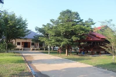 Unser Grundstück in Thailand