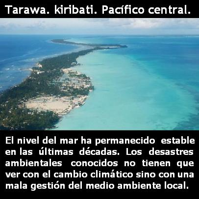 Tarawa, Kiribati, islands, islas, Pacífico, Pacific, central, Sea level, nivel del mar, fraude, scam, cambio, climático, climate, change, calentamiento, global, warming, alarmismo, catastrofismo, estabilidad, normalidad, gestión, medioambiental