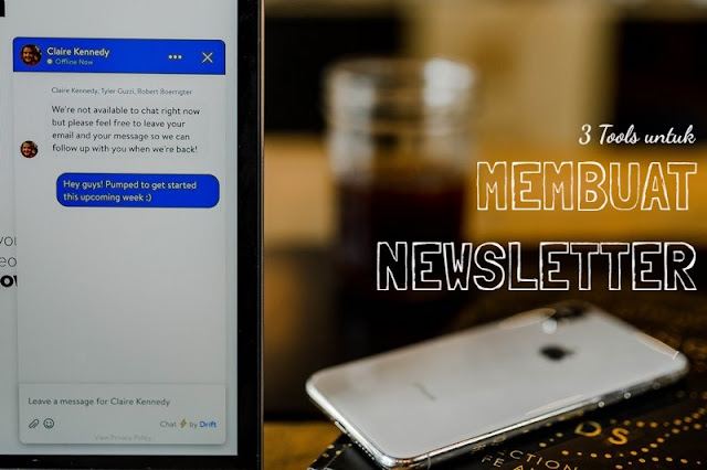Tools membuat newsletter