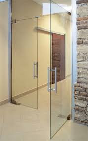 Pendulum Glass Doors