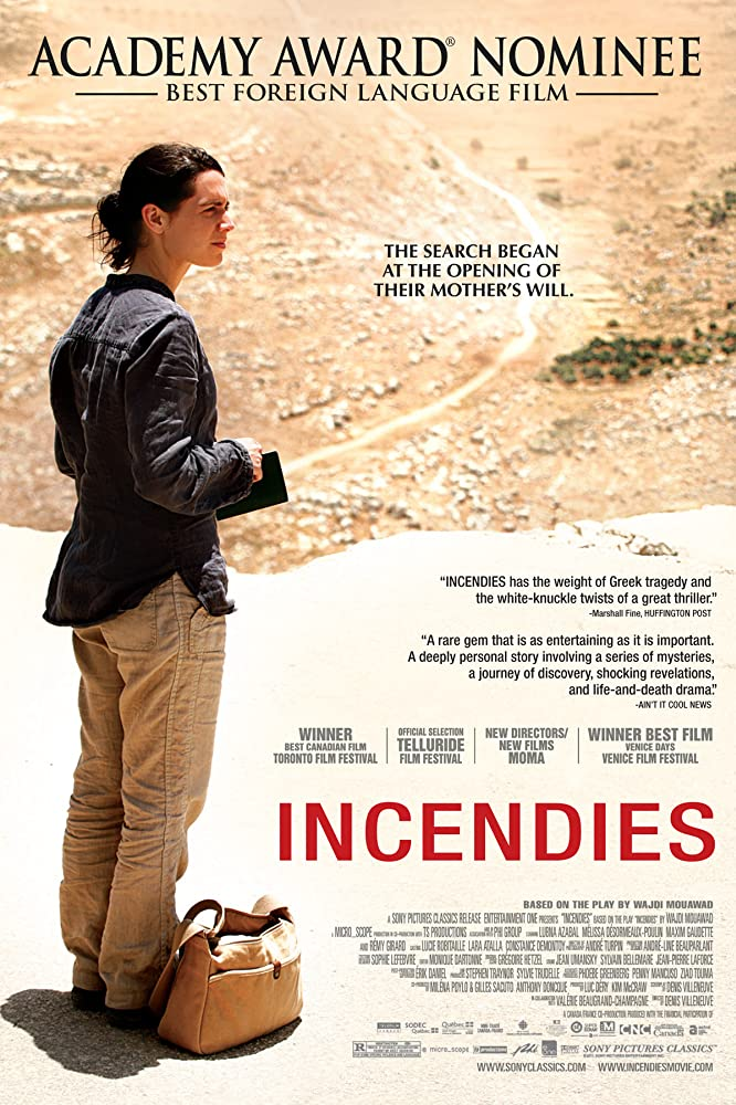 Film: Incendies