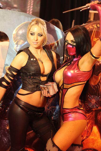 cosplay Mortal kombat female