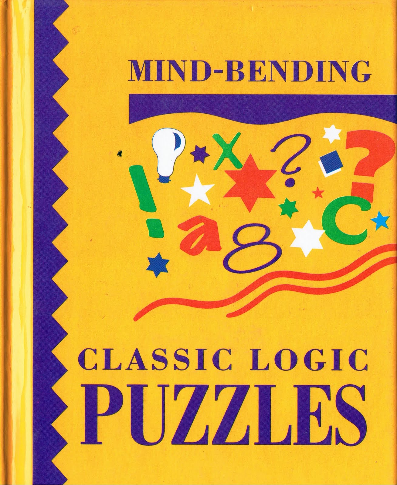 Little Library of Rescued Books: Mind-Bending Classic Logic