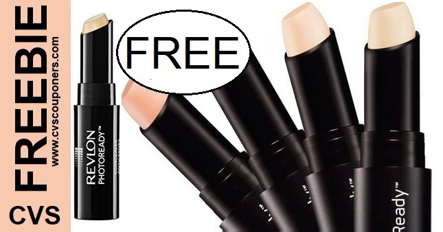 FREE Revlon PhotoReady Concealer CVS Deal 2-16-2-22