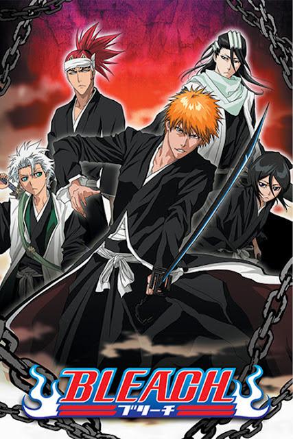 Bleach-Manga -  Bleach [686/686] [1 Link] [Español] [Manga] [Completo] - Manga [Descarga]