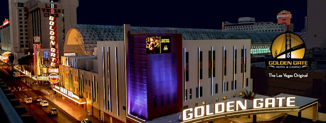 Experience all that is downtown Las Vegas with a stay at the Golden Gate Hotel & Casino. Opening in 1906 at One Fremont Street, Golden Gate's legacy spans the birth of Las Vegas, the Roaring 20s, the Rat Pack era and now the 21st century.