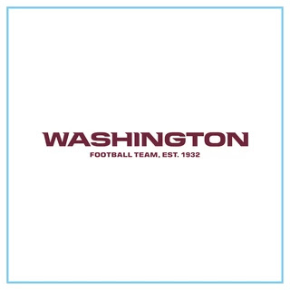 Washington Football Team Wordmark - Free Download File Vector CDR AI EPS PDF PNG SVG