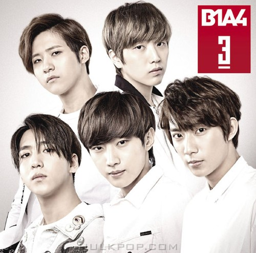 B1A4 – 3 (Japanese) (ITUNES PLUS AAC M4A)