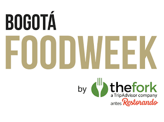 Bogotá Food Week 2019