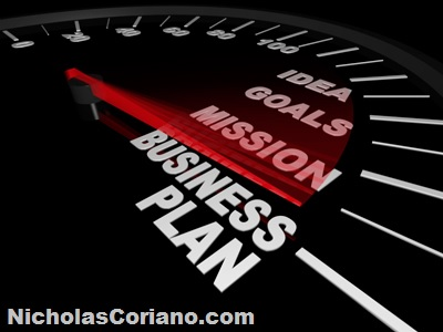 Nicholas G Coriano Connecticut Business Plan Writing Service