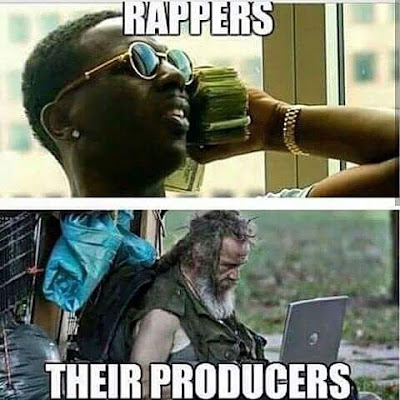 check Rappers and their producers 2017