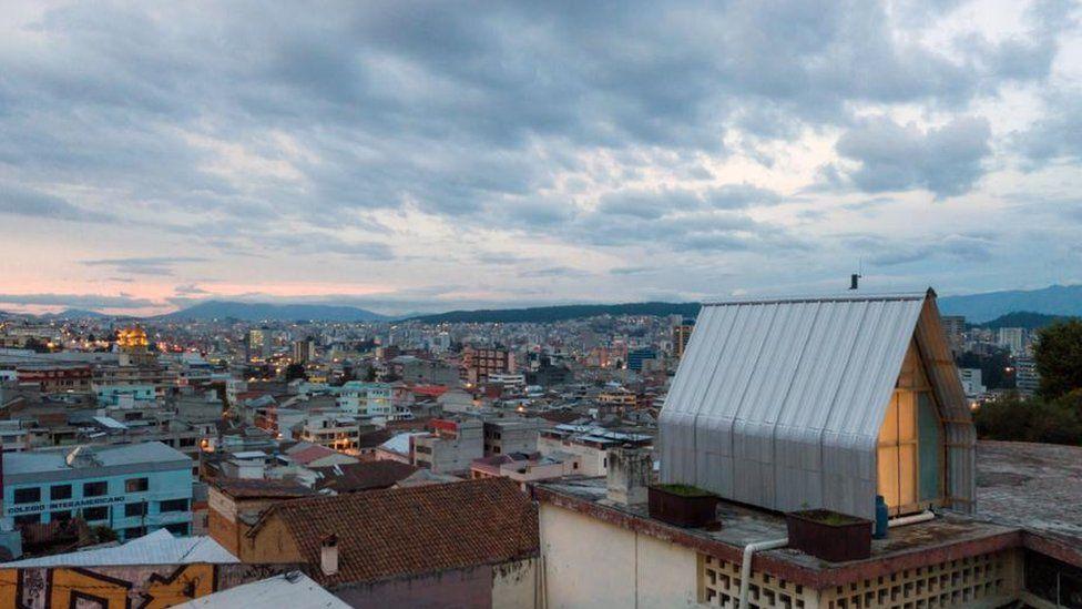 """Como la """"arquitectura parásita"""" modifica la imagen de las ciudades"""